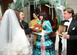 Благословение от родителей невесты на свадьбу