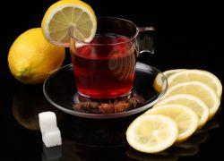 чай черный калорийность