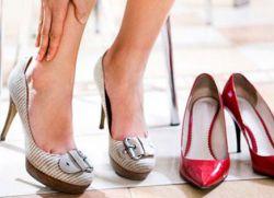 Что сделать, чтобы <u>как сделать чтоб новые туфли не натирали</u> обувь не натирала