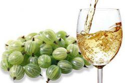 домашнее вино из крыжовника рецепт