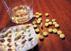 Взаимодействие феназепама с алкоголем