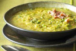 Гороховый суп со свининой - рецепт