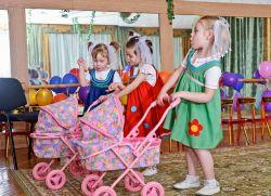 Детский сад: детские флэш игры