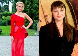 полина гагарина фото до и после похудения