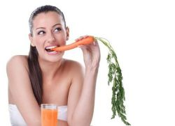 Какие витамины находятся в моркови