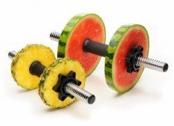 Как питаться при похудении и тренировках