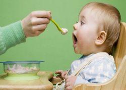меню ребенка в 6 месяцев на искусственном вскармливании