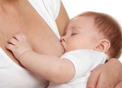 перегорание грудного молока