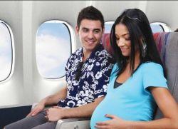 Перелет на раннем сроке беременности