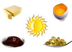 Витамин d для новорожденных