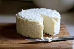 изготовление домашнего сыра