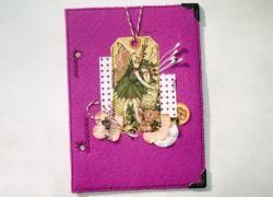 Как сделать личный дневник из обычной тетради