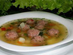 Как готовить фрикадельки для супа