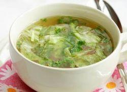 как готовить капустный суп