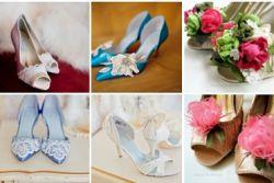 как можно украсить туфли