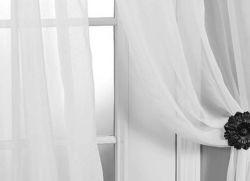 как отбелить капроновый тюль в домашних условиях