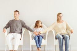 Куда обращаться при разводе если есть ребенок