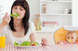 как похудеть кормящей маме без вреда