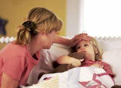Как растирать уксусом при температуре ребенка
