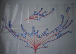 как сделать хвост русалки 6