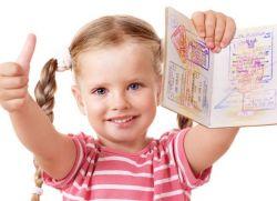 Документы на загранпаспорт для ребенка