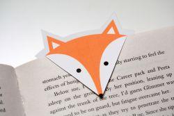как сделать закладку из бумаги
