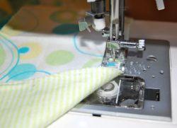 Как сшить пеленки для новорожденных