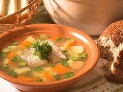 Суп-уха – рецепт