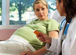 Противовирусное для беременных третий триместр