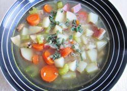 Какой суп сварить ребенку