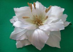 канзаши лилия мастер класс