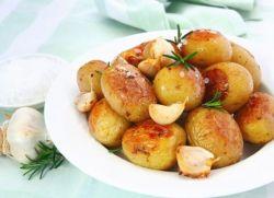 Картошка в аэрогриле - Вкусные диетические рецепты