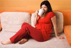 Как влияет кофе на беременность