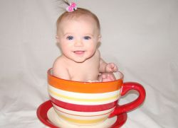 Когда детям можно давать обычный чай