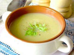 крем суп из корня сельдерея
