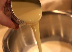 Крем вареная сгущенка с маслом