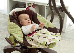 кресло шезлонг для детей