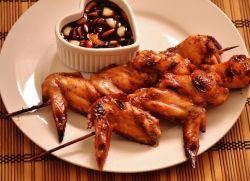 Крылышки барбекю рецепт