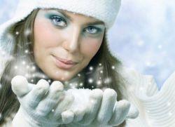 образы для зимней фотосессии