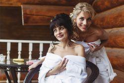 прическа для мамы невесты