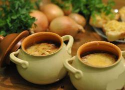 Луковый суп для похудения: рецепт