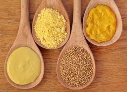 маска из меда и горчицы для похудения