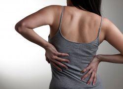 Корешковый синдром грудного отдела