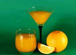 алкогольный напиток из апельсинов