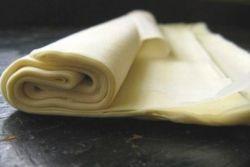 как приготовить тесто для штруделя