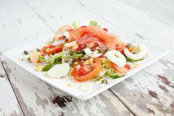 Цибулевий салат