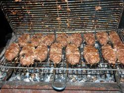 рецепт люля из баранины на мангале рецепт с фото