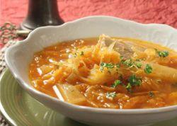 суп из свежей капусты