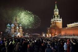 новый год в россии история