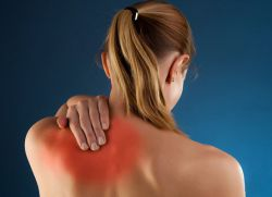 Ноющая боль в левом плече